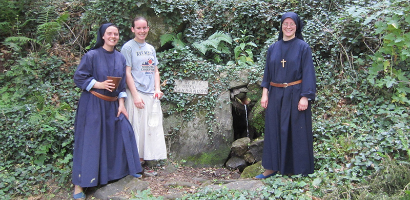 She Had a Gift for Lifting Our Spirits - Sister Clare and Companions
