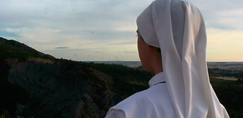 Sr. Clare in the Mountains