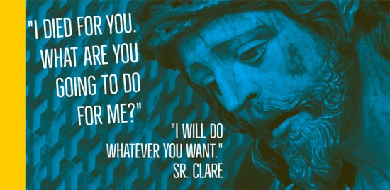 Happy Birthday, Sr. Clare!