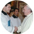 Sr. Clare's Biography Given to Both Popes