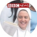 In the BBC: The First Anniversary of Sr. Clare's Death