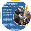 """""""Misión"""" Magazine: An Interior and Exterior Earthquake"""