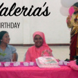 Video for Valeria's 15th Birthday